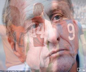 Puzle Johan Cruyff (1947-2016)