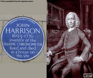 Puzle John Harrison