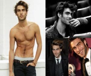 Puzle Jon Kortajarena modelo espanhol