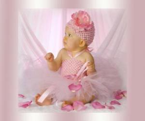 Puzle Jovem princesa