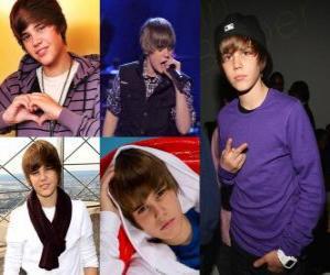 Puzle Justin Bieber é uma cantora pop canadense.
