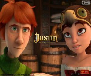 Puzle Justin e Talia
