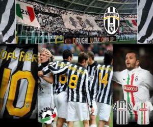 Puzle Juventus Football Club