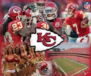 Puzle Kansas City Chiefs