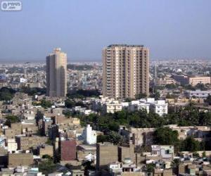 Puzle Karachi, Paquistão