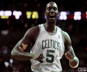 Puzle Kevin Garnett, Celtics