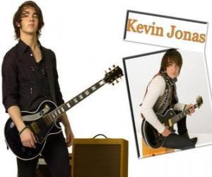 Puzle Kevin Jonas (Jason de Camp Rock)