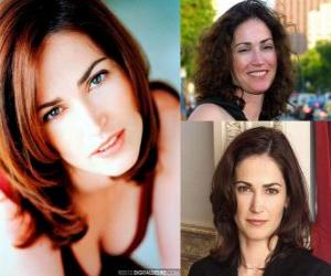 Puzle Kim Delaney