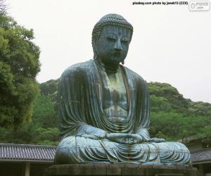 Puzle Kotoku-in, Japão