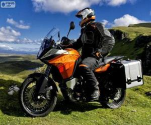 Puzle KTM 1190 Adventure 2013