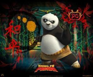 Puzle Kung Fu Panda