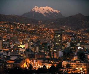 Puzle La Paz, Bolívia
