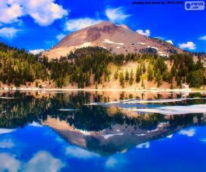 Puzle Lake Helen, Estados Unidos