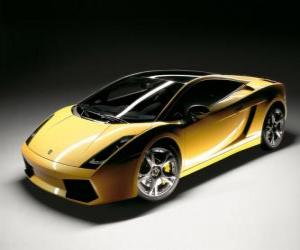 Puzle Lamborghini Gallardo SE (2005)