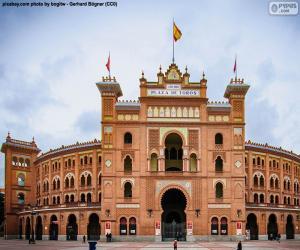 Puzle Las Ventas, Madrid