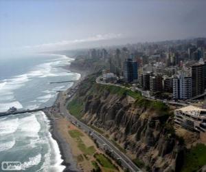 Puzle Lima, Peru