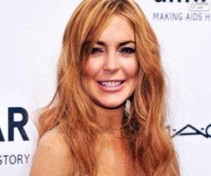Puzle Lindsay Lohan