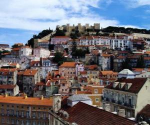 Puzle Lisboa, Portugal