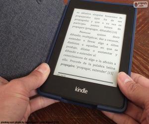Puzle Livro digital