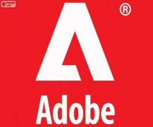 Puzle Logo Adobe