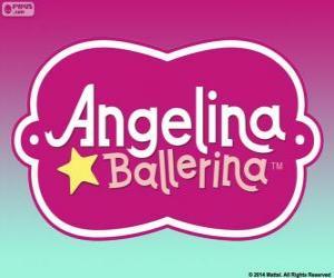 Puzle Logo Angelina Ballerina