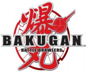 Puzle Logo Bakugan