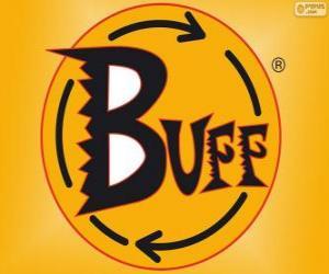 Puzle Logo Buff