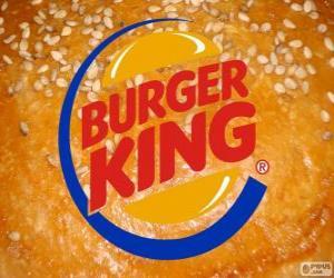 Puzle Logo Burger King