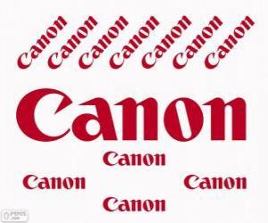 Puzle Logo Canon