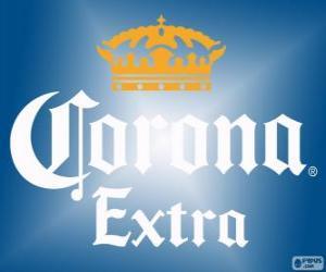 Puzle Logo Corona