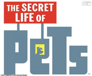 Puzle Logo da The Secret Life of Pets