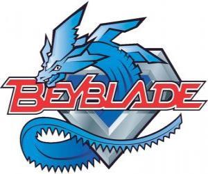 Puzle Logo de Beyblade