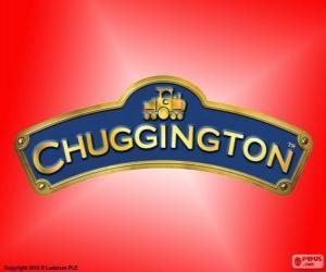 Puzle Logo de Chuggington