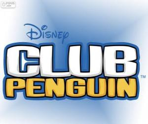 Puzle Logo de Club Penguin