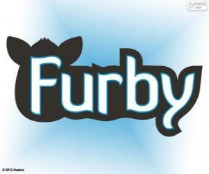 Puzle Logo de Furby