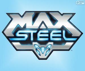 Puzle Logo de Max Steel