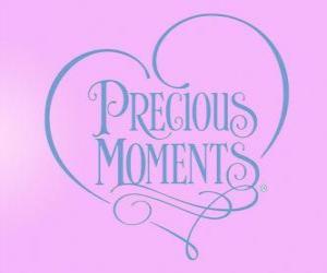 Puzle Logo de Momentos Preciosos - Precious Moments