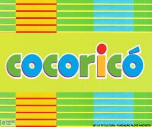 Puzle Logo do Cocorico