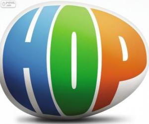 Puzle Logo do Hop