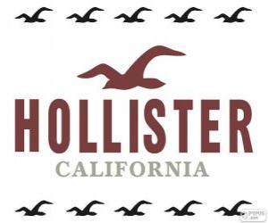 Puzle Logo Hollister