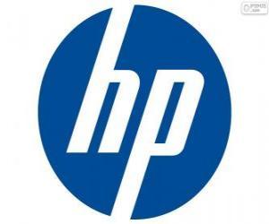 Puzle Logo HP