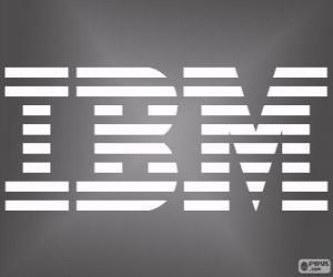 Puzle Logo IBM