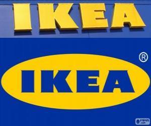 Puzle Logo Ikea
