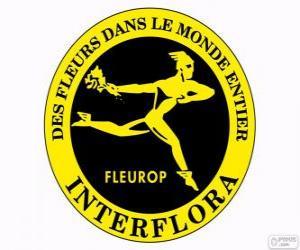 Puzle Logo Interflora