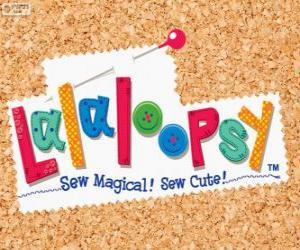 Puzle Logo Lalaloopsy