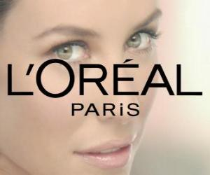Puzle Logo L'Oréal Paris