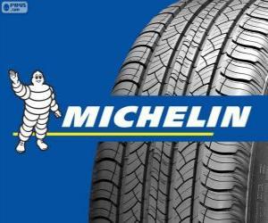 Puzle Logo Michelin
