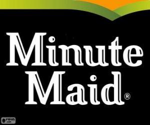 Puzle Logo Minute Maid