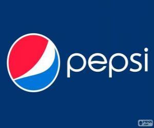 Puzle Logo Pepsi