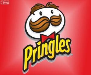 Puzle Logo Pringles
